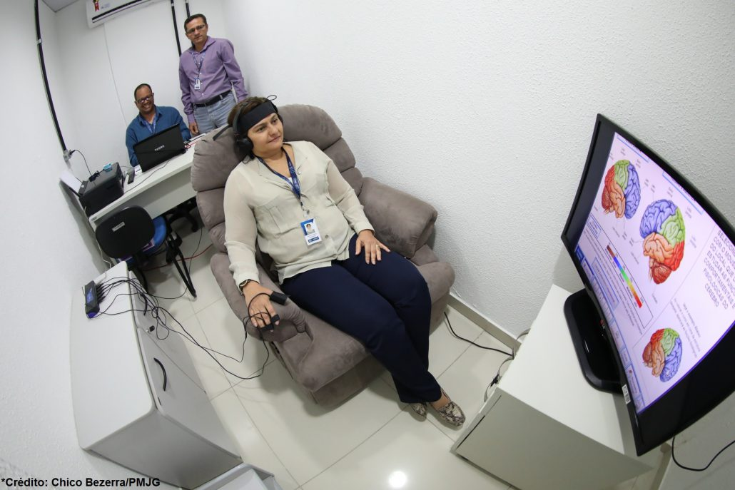 Foto – Atendimento Neurometria