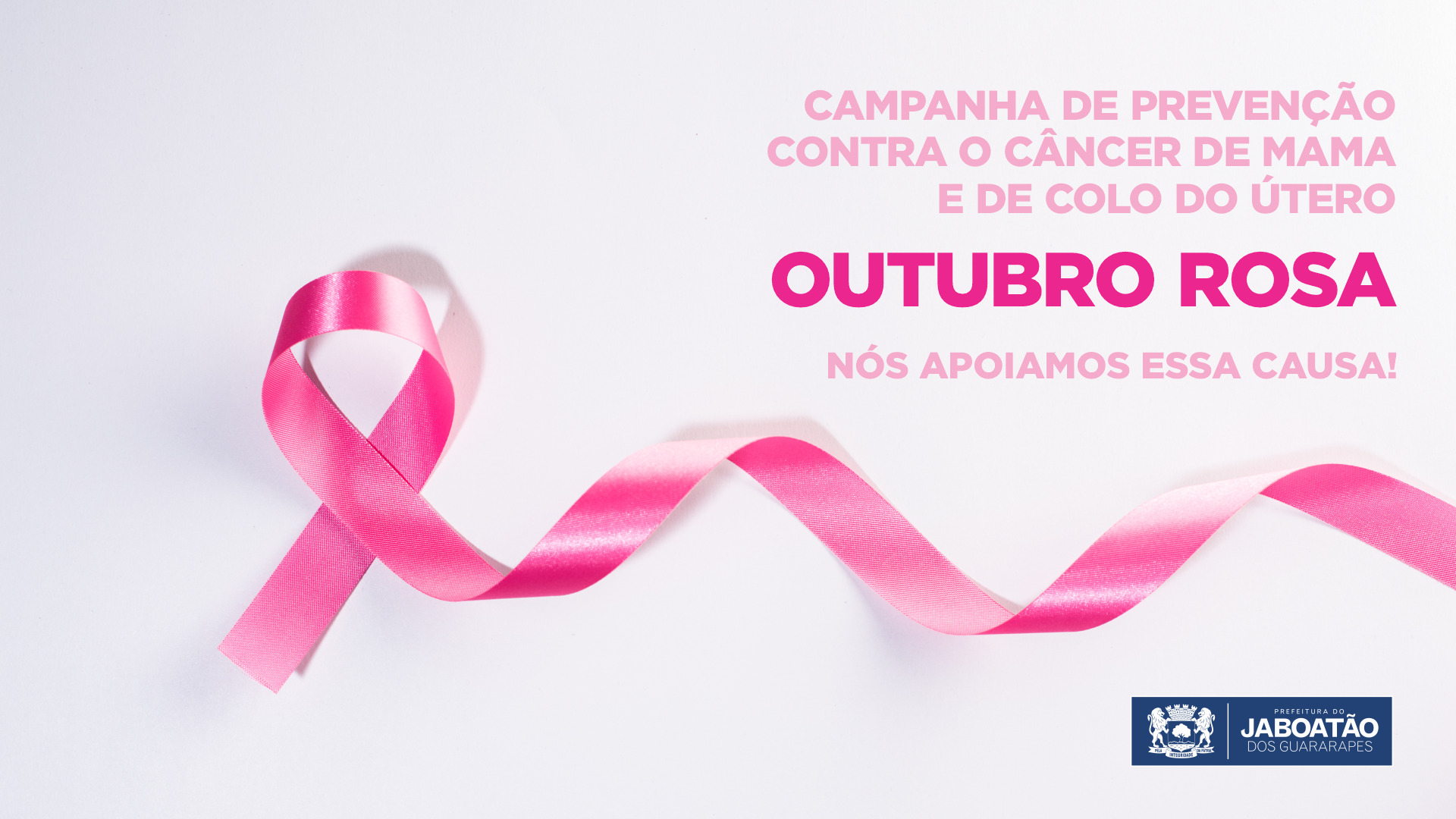 Read more about the article Outubro Rosa